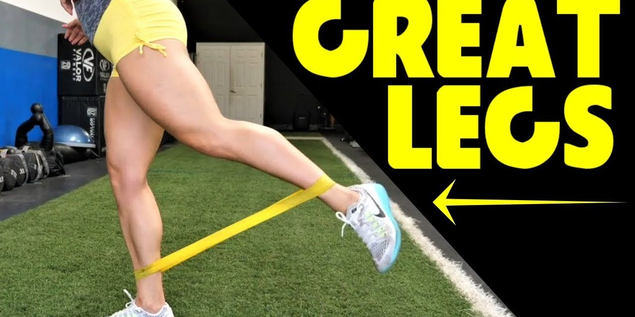 MUST DO Mini Band Exercises for Great Legs