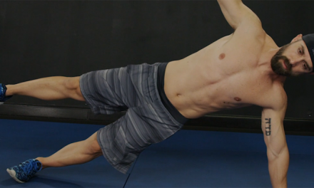 4 Advanced Planks for Superhuman Strength