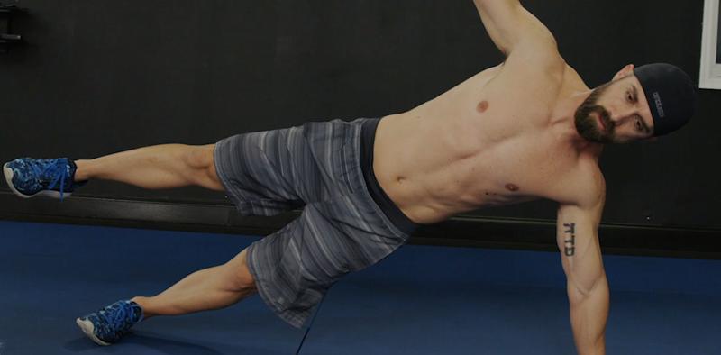 4 Advanced Planks for Superhuman Strength
