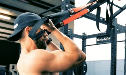 TOP Suspension Strap Arm Exercises