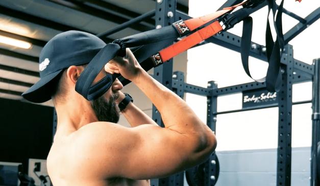 TOP Suspension Strap Arm Exercises