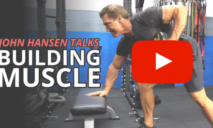 John Hansen's TOP 4 Muscle Building Principles for Size & Strength