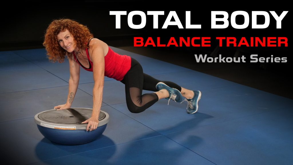 Coach Tonya Total Body Balance Trainer Workout